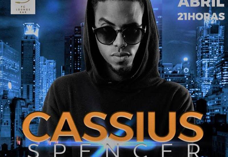 Cassius Spencer, Jap, Castro, Diccy, DJ Switch, Nigga Show e Netcha, no PC Club - PalmaCenter