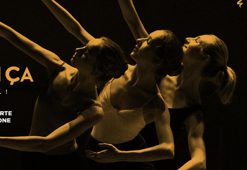 IV Mostra de Dança, no Palácio da Cultura Ildo Lobo
