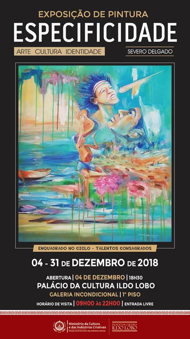 1c46b26a2 ... o Palácio da Cultura Ildo Lobo recebe de 4 a 31 de dezembro de 2018, na  Galeria