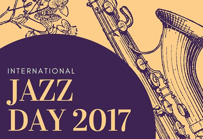 Dia Internacional do Jazz, na Praça Nho Roque