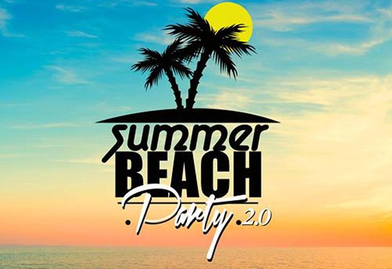 Summer Beach Party 2.0, no Quebra Canela
