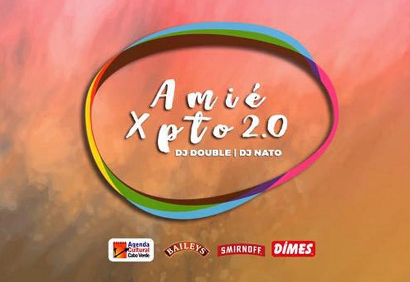 Ami é Xpto 2.0 com Double DJ e DJ Nato, no XPTO
