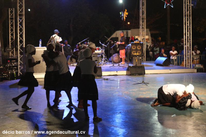 Fidjus di Santo Amaro (Tarrafal) festeja o titulo